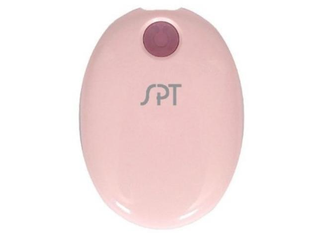Portable Hand Warmer - Pink By Sunpentown