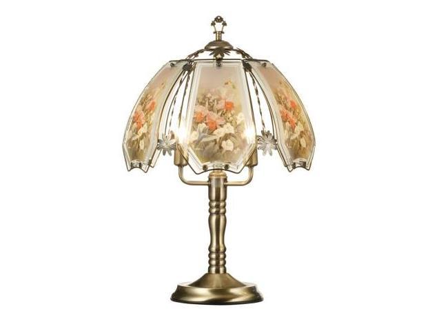 Ore International K307 23.5in. Touch Lamp  -  Hummingbird