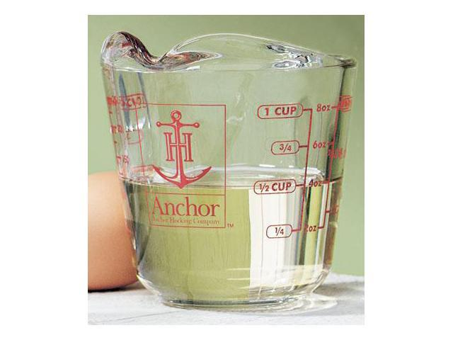 Anchor Hocking 8 Oz Measuring Cup  55175OL - Pack of 4