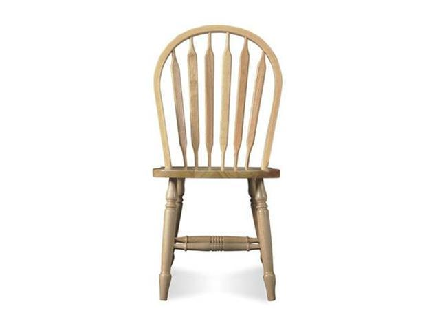 International Concepts C-213T Windsor Arrowback Chair