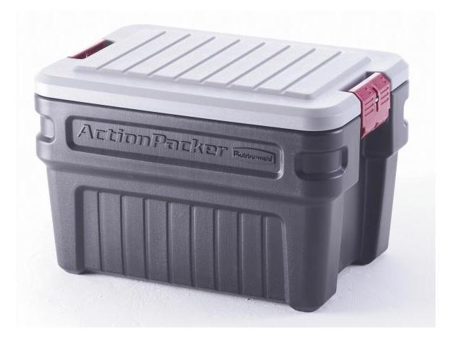 Rubbermaid 24 Gallon ActionPacker Storage Container  FG11720238