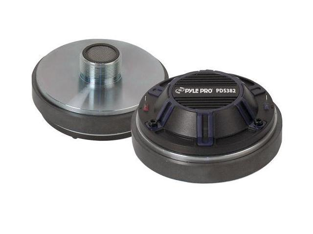 PylePro PDS382 1.75 in. Titanium Screw On Horn Driver 8 Ohm 1.38 in. x 18 TPI