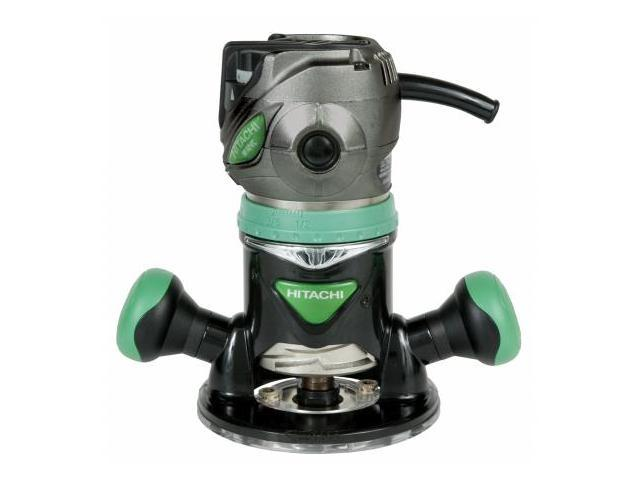 Hitachi Power Tools Variable Speed Router With Fixed Base M12VC