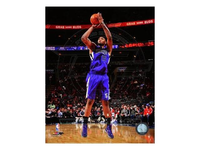 Photofile PFSAAOL01001 DeMarcus Cousins 2011-12 Action Poster by Unknown -8.00 x 10.00