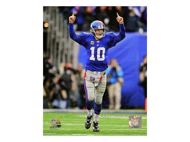 Photofile PFSAAOK15301 Eli Manning 2011 NFC Wild Card Playoff Action Poster by Unknown -8.00 x 10.00