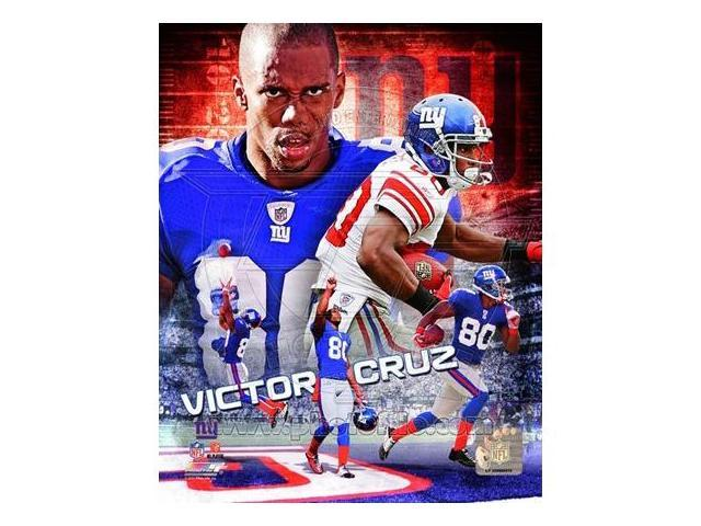 Photofile PFSAAOK00601 Victor Cruz 2012 Portrait Plus Poster by Unknown -8.00 x 10.00