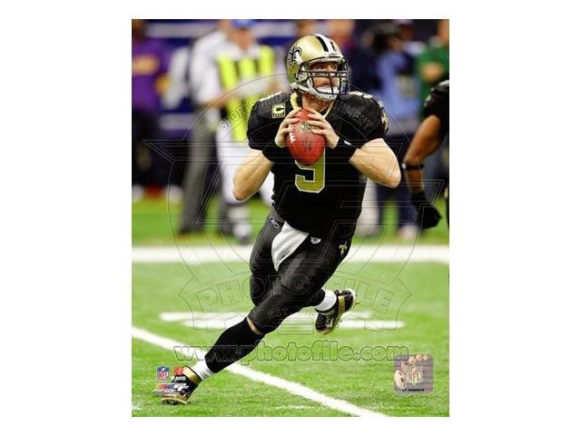 Photofile PFSAAOK15001 Drew Brees 2011 NFC Wild Card Playoff Action Poster by Unknown -8.00 x 10.00
