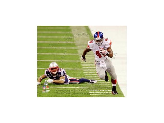 Photofile PFSAAON01601 Ahmad Bradshaw Super Bowl XLVI Action Poster by Unknown -8.00 x 10.00