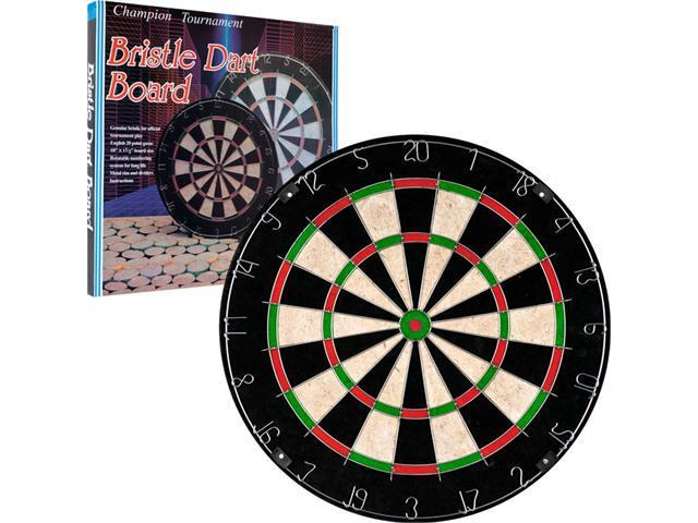 Trademark Poker TGT Champion Tournament Bristle Dartboard