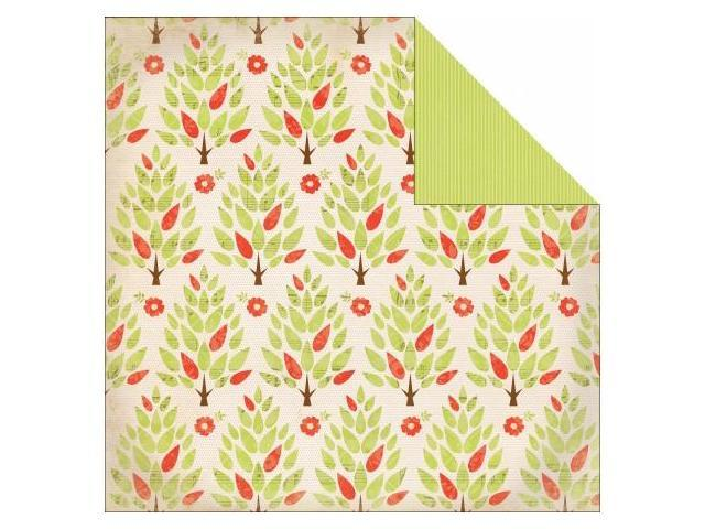 Kaisercraft P742 Merry Medley Double-Sided Paper 12 in. X12 in. -Chorus -Pack of -20