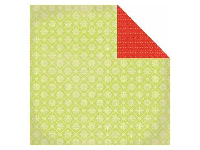 Kaisercraft P745 Merry Medley Double-Sided Paper 12 in. X12 in. -Lyric -Pack of -20