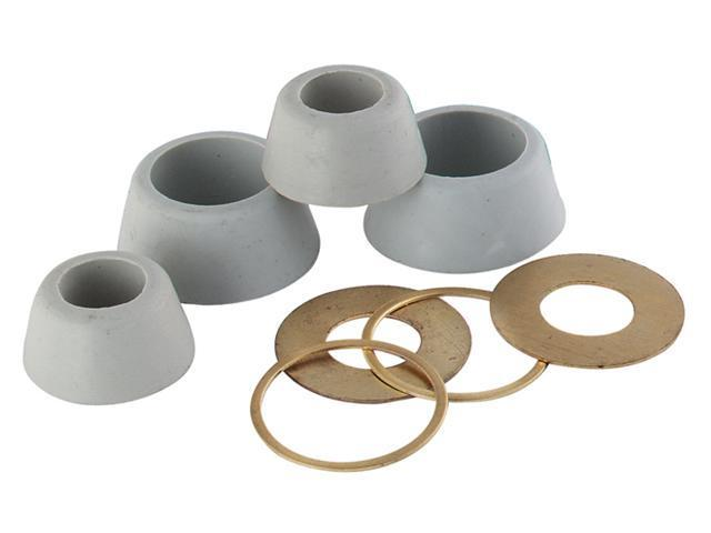 Waxman Consumer Products Group Assorted Cone Washers & Rings  7520600N
