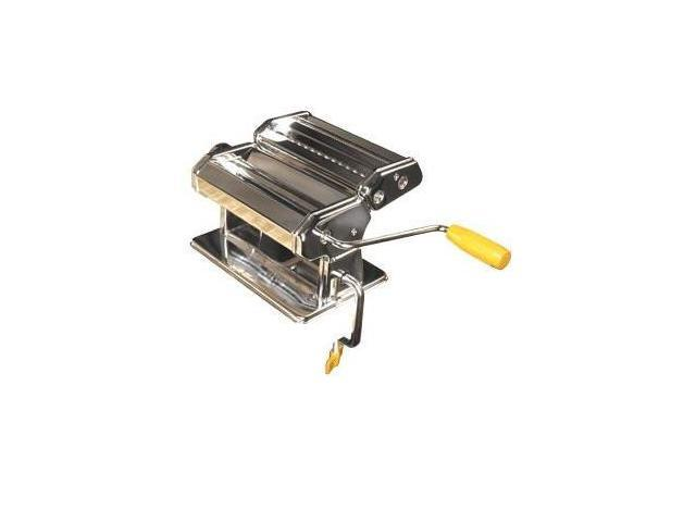 "WestonSupply Stainless steel Roma 6"" Traditional Style Pasta Machine"