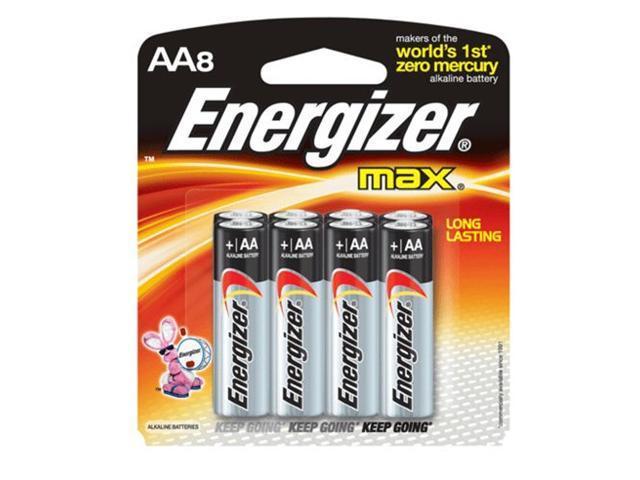 Energizer Alkaline AA Retail Value Pack