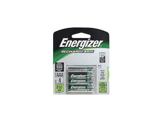 Energizer Rechargeable AAA Batteries  900mah  4pk