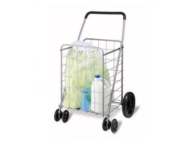 Honey Can Do CRT-01640 Dual Wheel Utility Cart