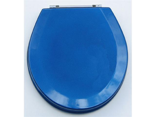 American Trading House MDF-300 Premium Toilet Seat Blue