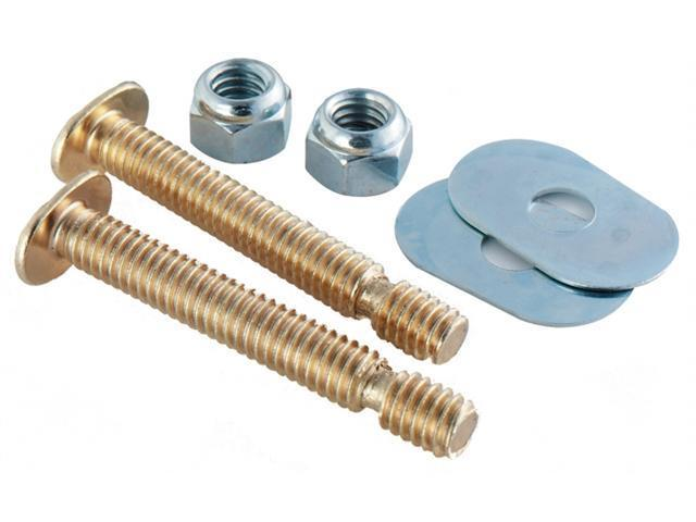 Waxman Consumer Products Group Toilet Snap-Off Bolt Set  7642150N