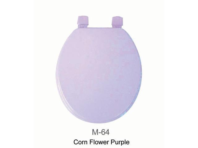 American Trading House M-64 MDF Solid Wood Seat - Corn Flower Purple