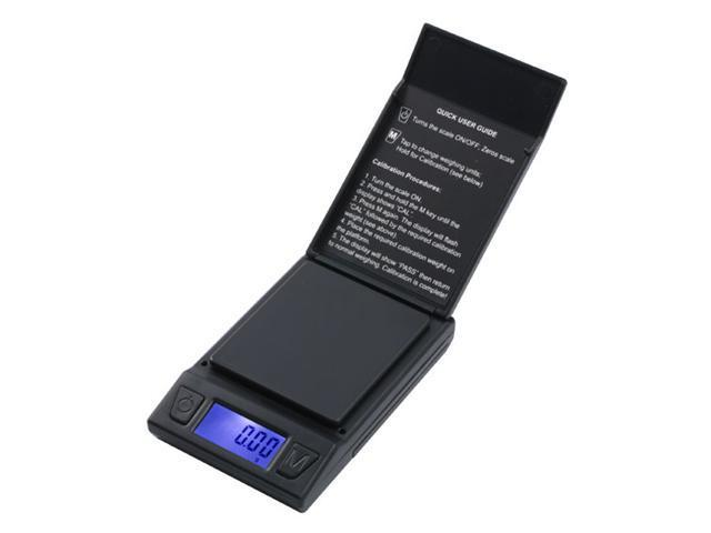 Fast Weigh TR-100-BLK Fast Weigh Digital Pocket Scale 100g x 0.01g - Black