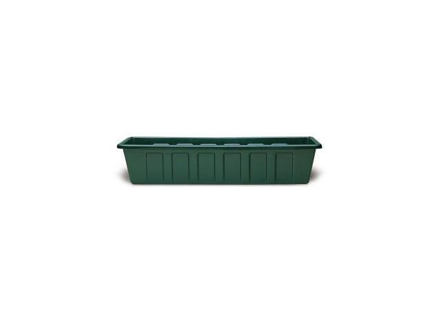 Novelty Polly Pro Planter And Liner Dark Green 24 Inch - 02241