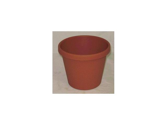 Akro-mils Classic Flower Pot Clay 8 Inch Pack Of 24 - 12008CL