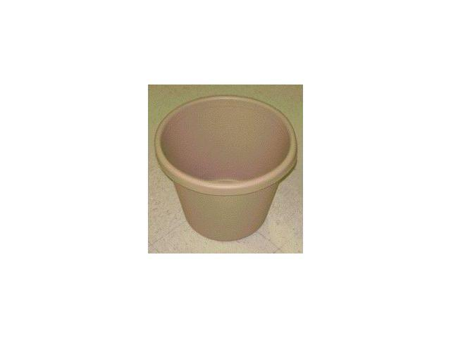 Akro-mils Classic Flower Pot Tan 16 Inch Pack Of 12 - 12017SANDS