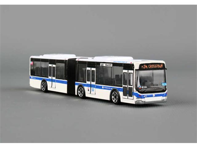 Realtoy RT8452 Small Mta Articulated Bus