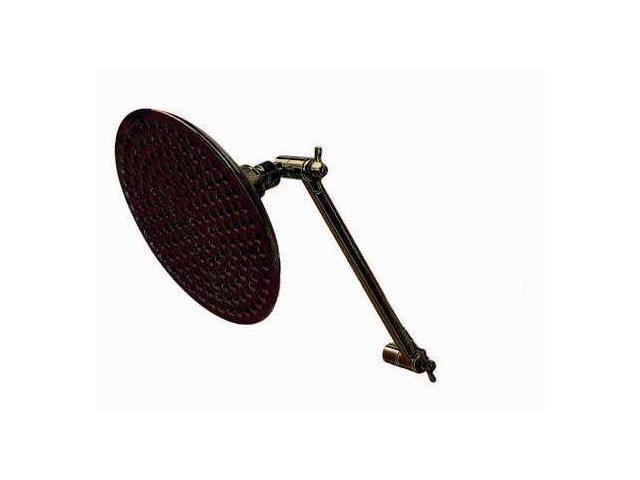 Kingston Brass K136K5 Kingston Brass K136K5 Shower Head with Adjustable Shower Arm , Oil Rubbed Bronze