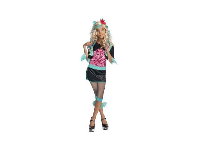 Costumes 211478 Monster High- Lagoona Blue Child Costume Size: Large