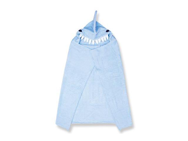 Trend Lab 101241 Character Hooded Towel - Shark