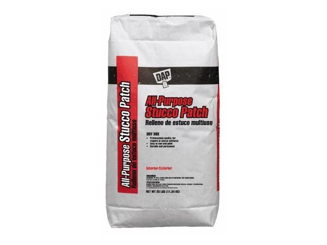 Dap 10502 All-Purpose Stucco Patch - White
