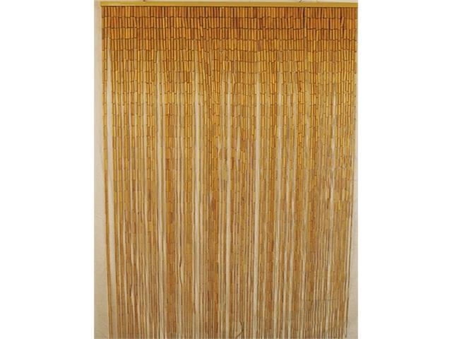 Bamboo54 5229 Natural Curtain - Natural Bamboo