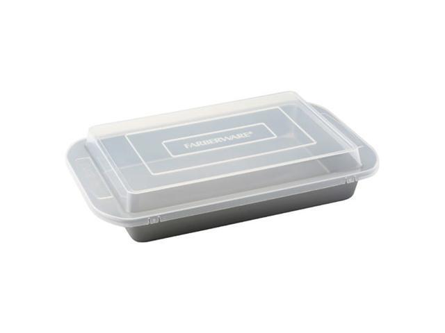 Farberware 52181 9 X 13 cake pan with Lid