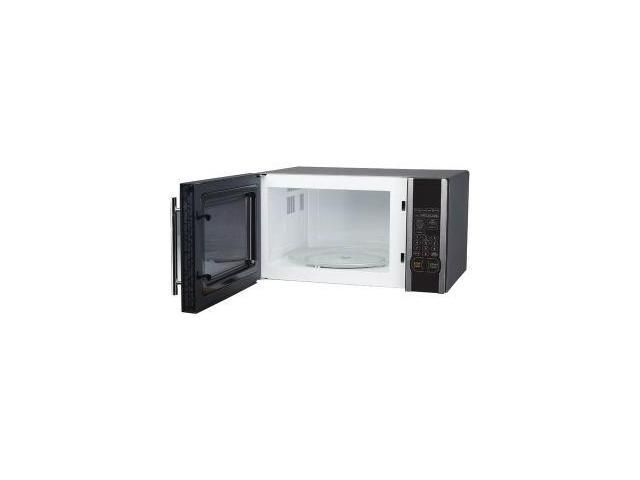 Magic Chef MCM1110ST 1.1 Cubic-ft, 1,000-Watt Stainless Microwave with Digital Touch