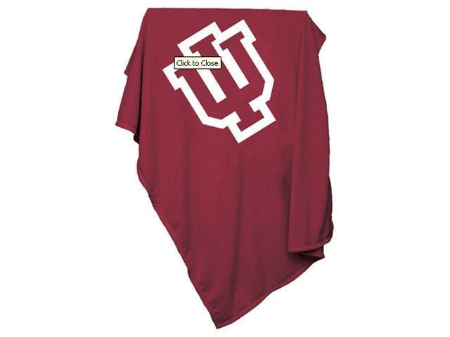 Logo Chair 153-74 Indiana Sweatshirt Blanket