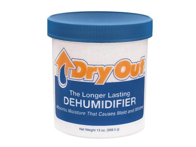 Jet Chemical 01-1015 Dry Out Dehumidifier - Case of 12