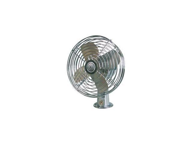 Roadpro RP-1179 12 Volt 2 Speed All Metal Fan