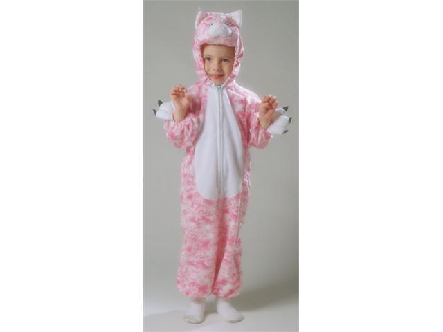 Costumes For All Occasions AF009TS Kitty Pink Plush 1 To 2