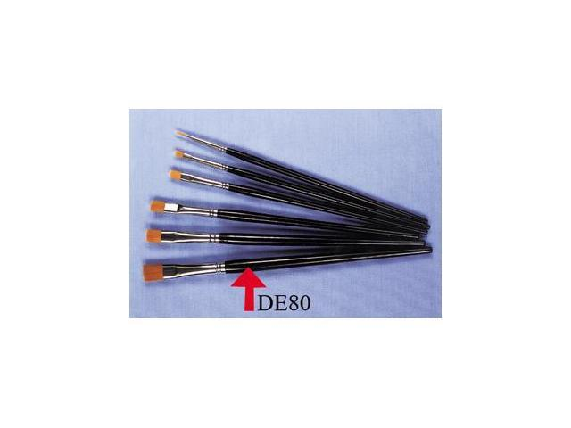 Costumes For All Occasions DE80 Brush Makeup .425In(10Mm)320