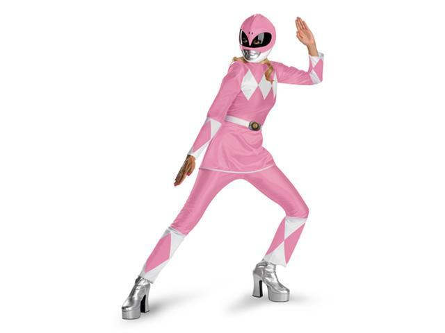 Costumes For All Occasions DG50090 Power Ranger Pink Adult