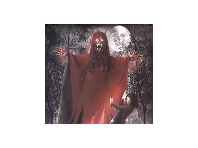 Costumes For All Occasions FW91025 Hanging Red Fanged Demon 10Ft