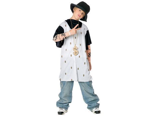 Costumes For All Occasions FW115072LG Rapsta Large