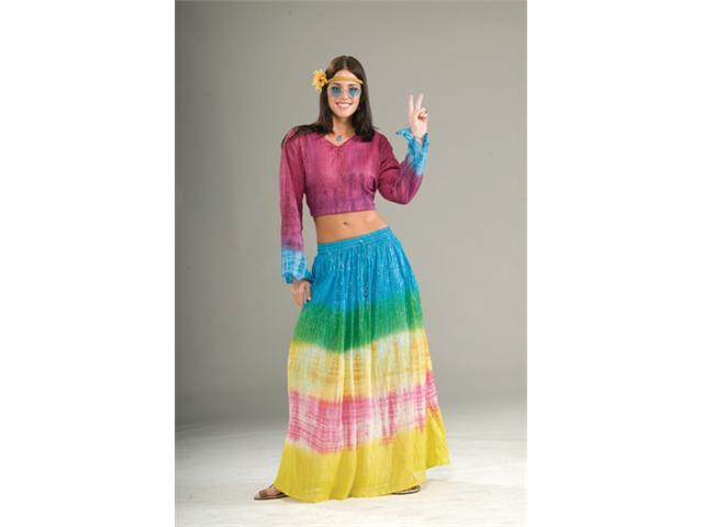 Costumes For All Occasions FM61931 Tye Die Skirt