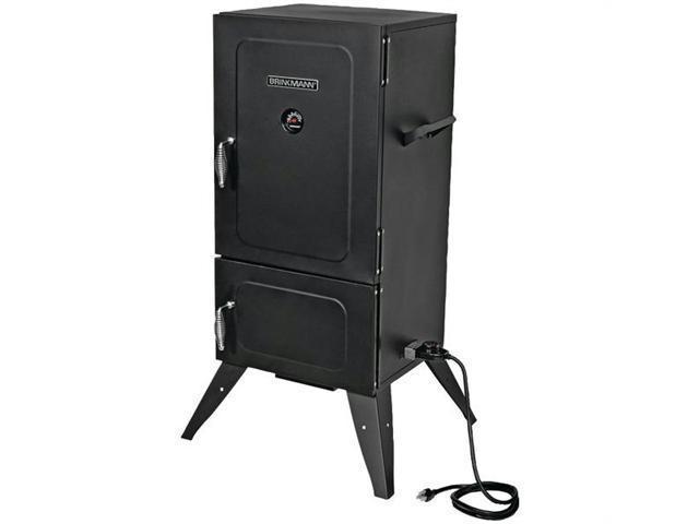 Brinkmann 810-5515-0 Square 2-Door Vertical Electric Smoker