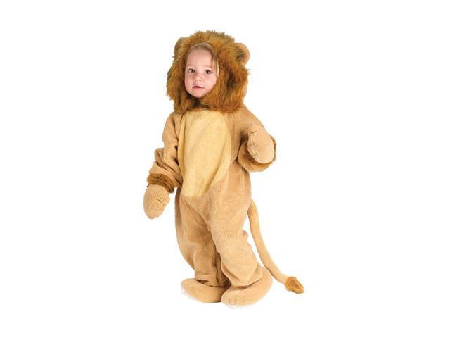 Costumes For All Occasions FW9667TM Cuddly Lion 12 To 24 Months
