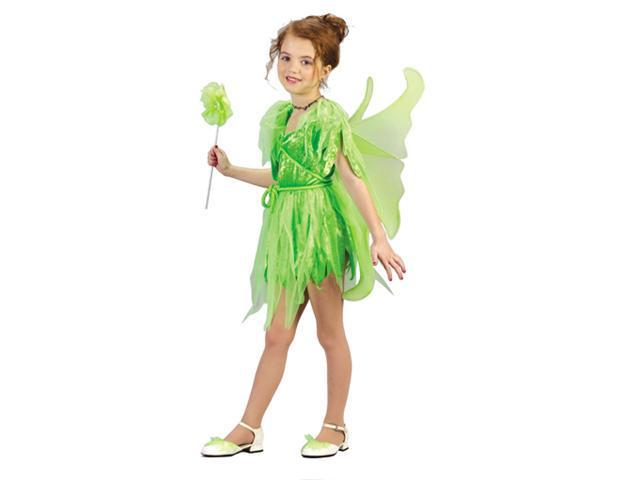 Costumes For All Occasions FW5861SM Small Neverland Fairy Child