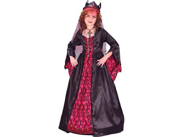 Costumes For All Occasions FW5956MD Medium Bride of Satan Child