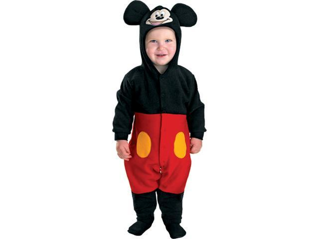 Costumes For All Occasions DG5489W Mickey Bax 12 To 18 Months