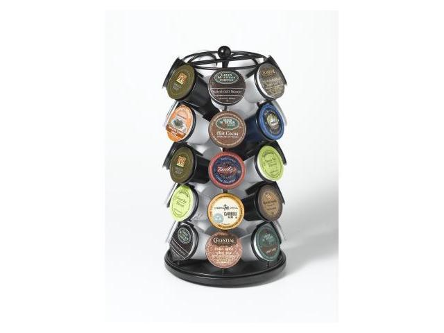 Nifty 5771 35 K-Cup Carousel for Keurig Coffee Cups - Black